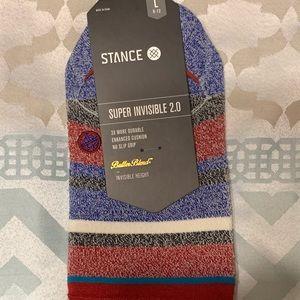 Stance Socks No Show Butter Blend  Mens Sz L BNWT!